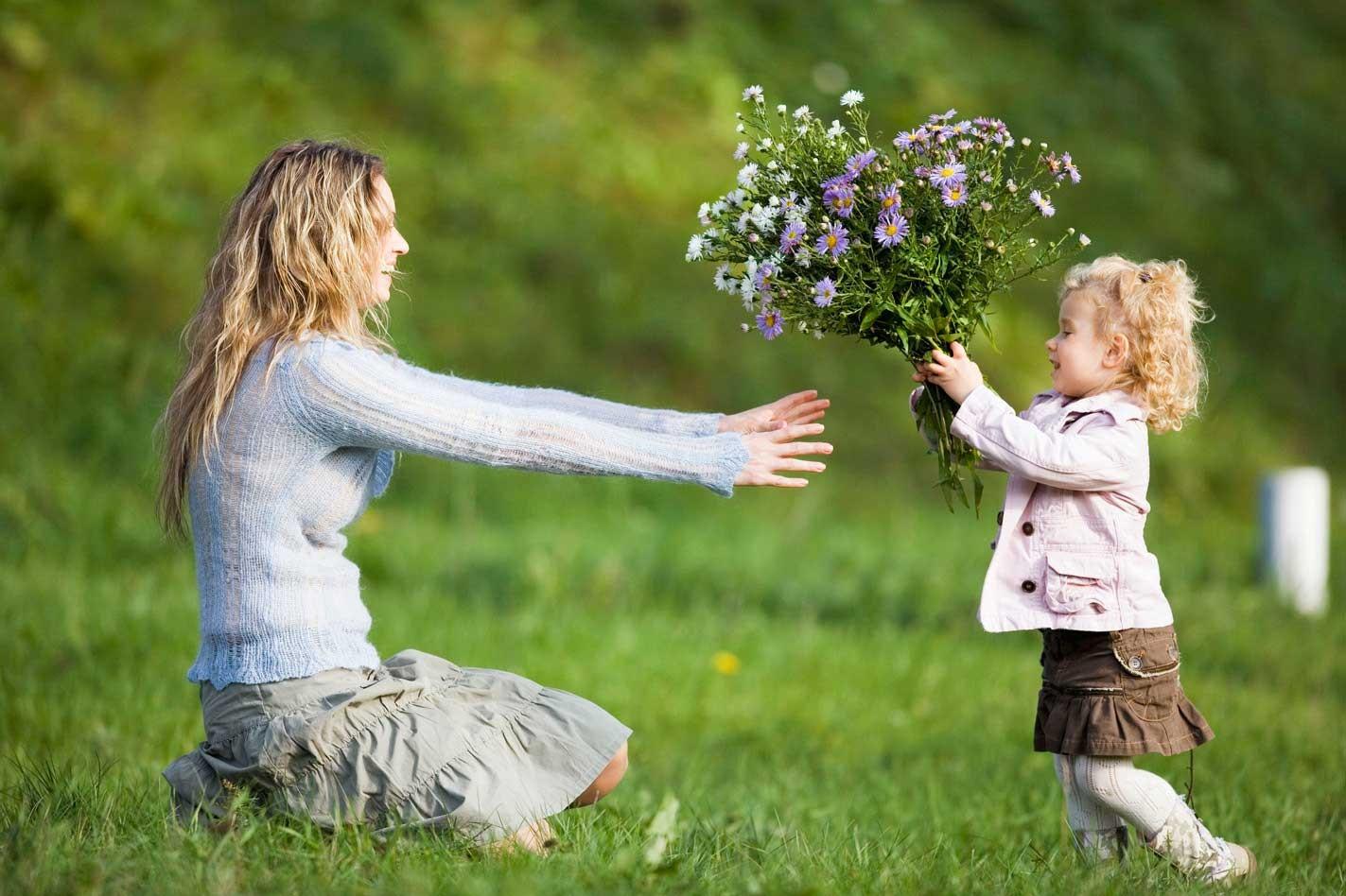 Мало что радует сильнее, чем знаки любви от собственных детей