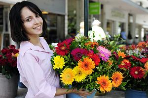 Бизнес-букет – яркое вкрапление в бизнес-среду