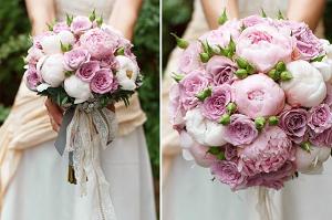 Букет невесты – изысканный элемент свадьбы, который будет в каждом кадре