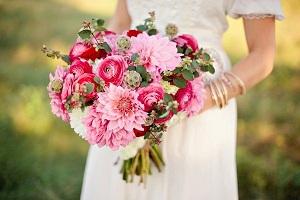 Букет невесты – неотъемлемый атрибут свадьбы