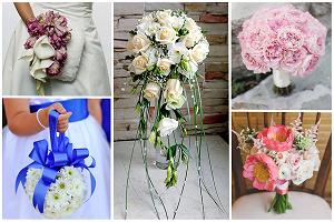 Разнообразие свадебных букетов