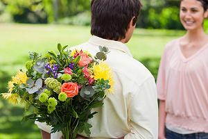 Романтический букет – лучший способ рассказать о своих чувствах