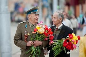 Цветы – знак уважения, почета и благодарности за победу