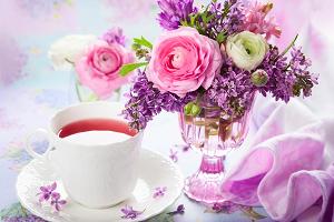 Цветы как украшение жизни