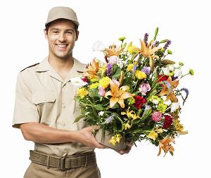 Доставка букета – удобная для получателя услуга
