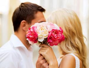 Какое же свидание без цветов?