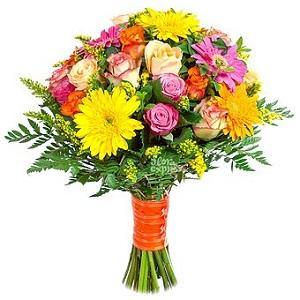 Разноцветье для поднятия настроения