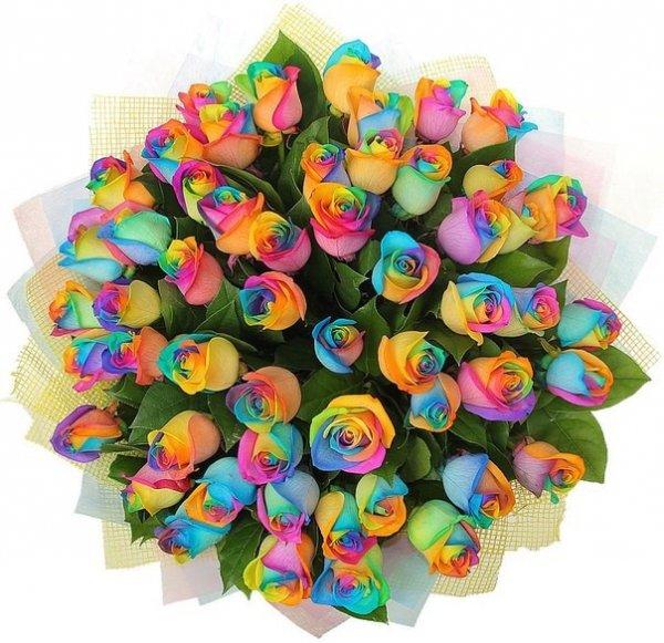 «Flora Express» Цветочный каскад