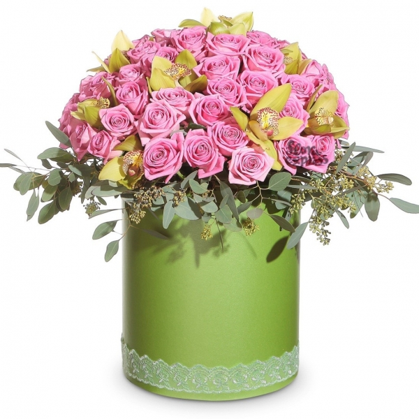 картинки композиции с цветами