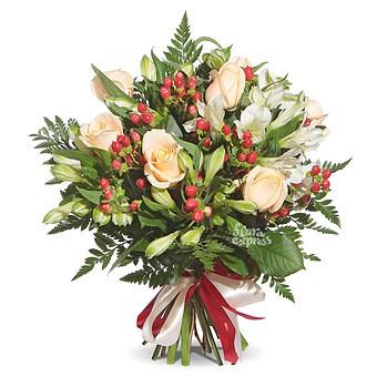 Цветы кому отдать